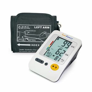 Lotfancy Blood Pressure Monitor - Automatic Digital Bp Machine With Upper Arm...