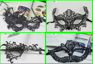 Eye Mask Lace Venetian Masquerade Lots Sale For Women Halloween Ball Fancy Dress