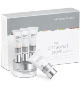 🌟rare Md Formulations Peel Kit! Brand New! Comes With 5 Anti Aging Products🌟