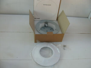 Interlogix Tvd-m2-fm For Truvision Dome Camer Flush Mount Only Lot Of 10
