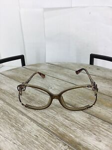 🦆emilio Pucci Ep608s Sunglasses * Frame Only *