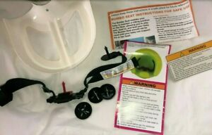 New Bumbo Baby Seat Child Restraint Belt With Template & Anchors