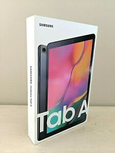 Samsung Galaxy Tab A 128gb Wi-fi Tablet 10.1in Black Sm-t510 10.1