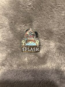 Dlr Mascots Mystery Briar Patch Splash Mountain Brer Rabbit Disney Pin