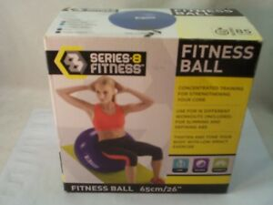 Series 8 Fitness Ball Lime Green New In Box