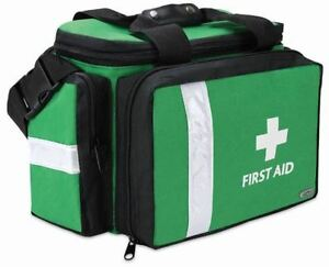 Kitted Compact Highly Durable Paramedic Kit Bag, First Aid,first Responder