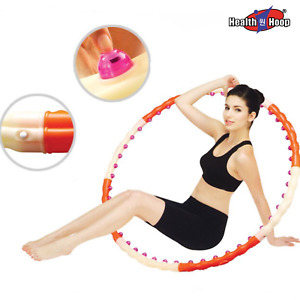 Health Hoop®- Magnetic Massage Therapy Hula Hoop For Health  1.2kg