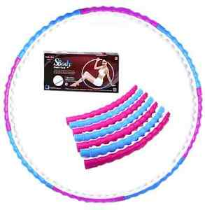 Health Hoop®- S Line Health Hula Hoop For Fitness ,exercise ,workout  2.09lb