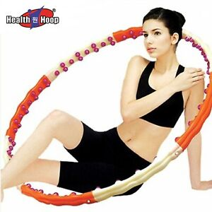 Health Hoop®-  Weighted Magnetic Therapy Massage Hoop 1.8kg