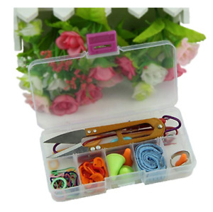 New Basic Knitting Tools Accessories Supplies With Case Knit Lots Kit