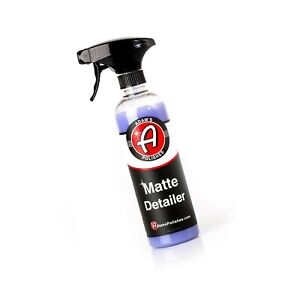 Adam's Matte Detailer - Specialized Formulation Perfect For Any Matte, Satin,...