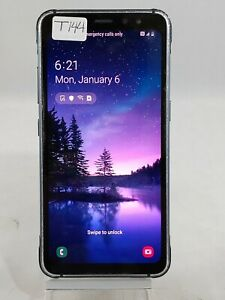Samsung Galaxy S8 Active G892a 64gb At&t Gsm Unlocked Smart Cellphone Gray T144