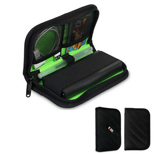 Bubm 2.5 Inch Portable Hard Drive Storage Case Bag Can Hold Cable Card Power Pen
