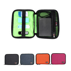 Bubm S Universal Storage Case Bag For Portable Hard Drive Cables Usb Power Phone