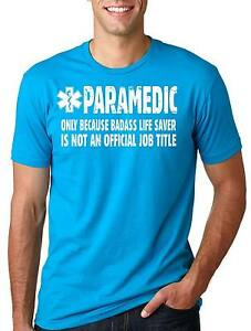 Paramedic T-shirt Medical Worker Paramedic Definition Tee Gift For Dad Birthday