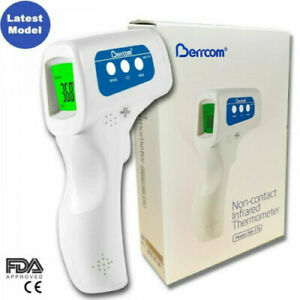 New Berrcom Jxb-178 Non-contact Infrared Forehead Thermometer (fda Approved)