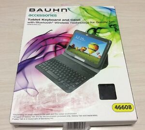 Bauhn Tablet Keyboard And Case For Galaxy Tab 3, Excellent Working Condition