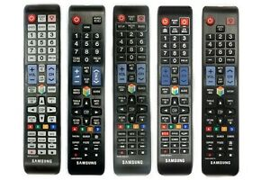 Universal Remote Control For Samsung Lcd Led Hdtv 3d Smart Tv