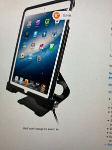 Cta Digital Pad-ascs Anti-theft Security Case With Pos Stand For Ipad (2018), Ip