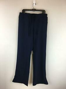 Unisex Ave By Medline Scrub Pants  Size- M Tall   Color- Navy