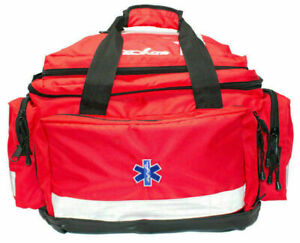Kitted Paramedic Holdall, First Aid, Emt, Ambulance, Rescue, Community Responder