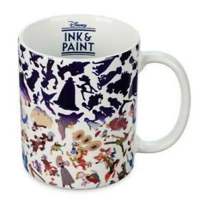 2020 Disney Parks Ink And Paint Color Changing Coffee Mug Splash Mountain