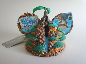 Disney Splash Mountain Ornament Ear Hat Rare Christmas Nwt Song Of The South New