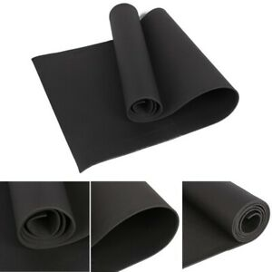 All-purpose 1/2-inch Extra Thick High Density Anti-tear Exercise Yoga Mat With C