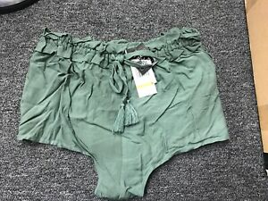 California Waves  Juniors Cover Up Shorts Size S