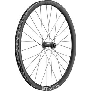 Dt Swiss Xmc 1200 Exp Carbon Rim Boost Axle Bicycle Cycle Bike Front Wheel Black