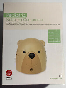 Pediatric Compressor Machine System With Adult And Child Mask Kits, 5 Filters T