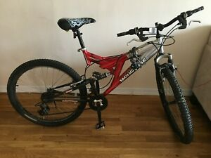 Mongoose Maxim Dual-suspension Mountain Bike 26 Inch Wheels