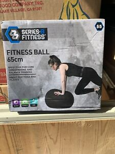 Series Fitness Ball 65cm Excercise Core Conditioning And Balance Training
