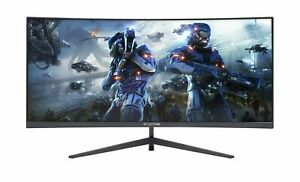 Sceptre 30-inch Curved Gaming Monitor 21:9 2560x1080p Ultrawide C305b-200un