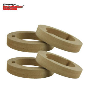Mdf Custom Tweeter Adapter Rings 2.91