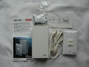 Velux Kes-160 Power Supply For 1 Velux Kem-140 Skylight Motor Or 2 Accessories
