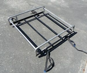 Universal Gutter Mount Roof Rack Cargo Luggage Carrier