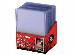 Top Loaders Ultra Pro 3x4 Sealed Case 1000