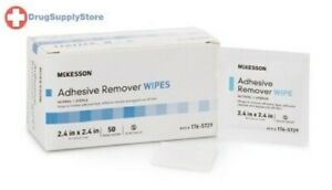 Mck Adhesive Remover Wipes
