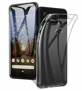 For Google Pixel 3a 3a Xl Shockproof Crystal Clear Transparent Phone Case Cover