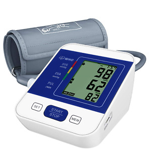Gopark Blood Pressure Monitor Upper Arm Accurate Digital Bp Machine For Home Use