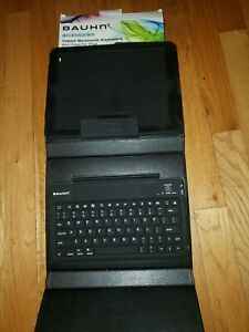 Bauhn Tablet Keyboard And Case Ipad New!