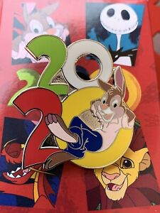 2020 Disney Parks Splash Mountain Brer Rabbit Mystery Pin