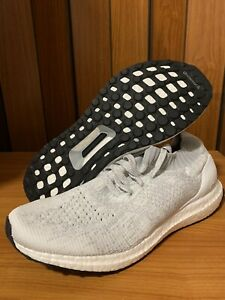 Adidas Ultraboost Ultra Boost Uncaged White Tint Shoes Men's Size 9.5 Da9157