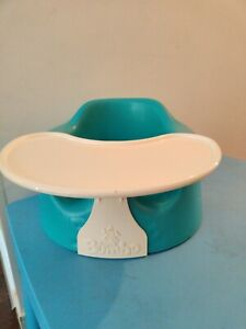 Bumbo Baby Floor Seat Blue With Tray