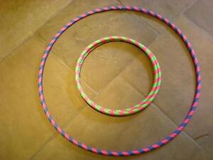 Travel/collapsible Dance Hula Hoop - 20mm Tube - 32