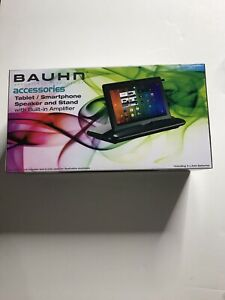 Bauhn Accessories ( Tablet Smartphone Speaker And Stand ) Pre-owned
