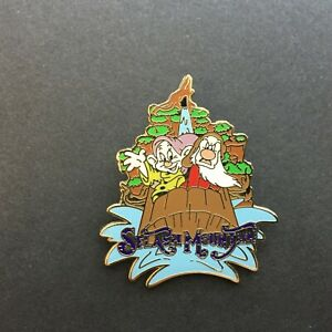 Walt Disney World Attractions Mystery Pin - Splash Mountain Disney Pin 57807