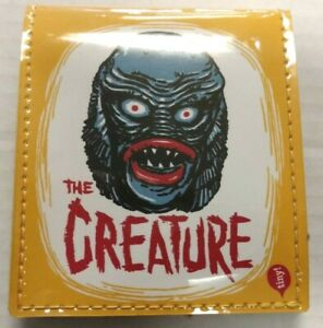 Creature From Black Lagoon Wolfman Wallet Monster Classic Tiny Horror Universal