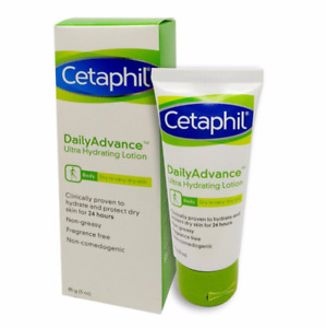 Cetaphil Daily Advance Ultra Hydrating Lotion 85g / 3oz (very Dry Skin) Expedite